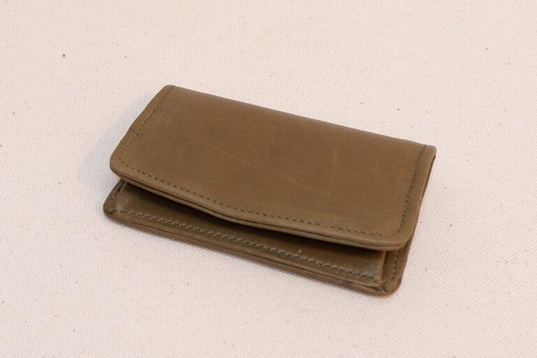 カードケース 本牛革
