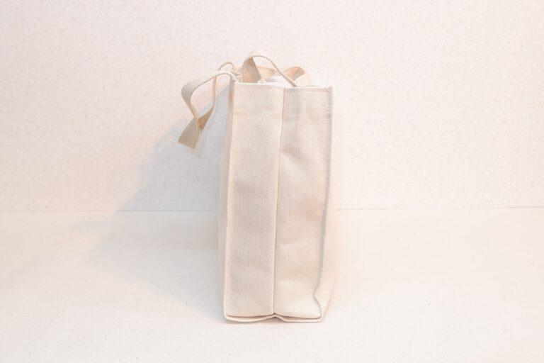 トートバッグ 帆布 ホワイト