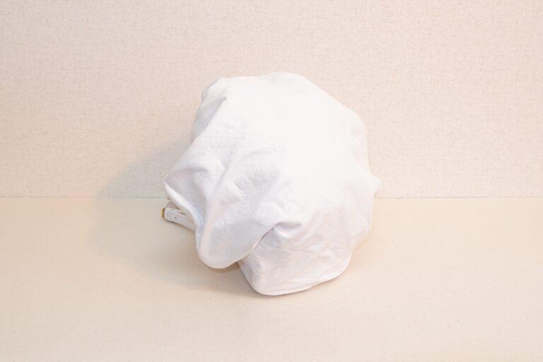 UFOハンドバッグ 本牛革 ホワイト