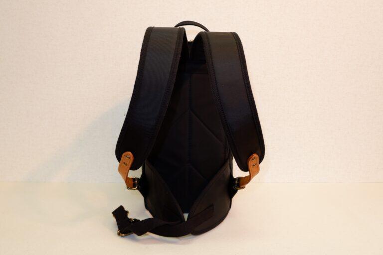 酸素ボンベリュック 帆布 ブラック